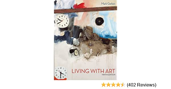 Amazon living with art 9780073379203 mark getlein books fandeluxe Choice Image