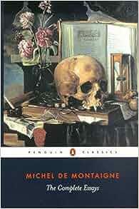 Montaigne complete essays amazon
