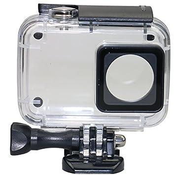 Deyard Y-02 Accesorios Carcasa de Reemplazo de Estuche Protector Impermeable para la Cámara de Acción Xiaomi 4K/4K+/Yi Lite YI Discovery Acción