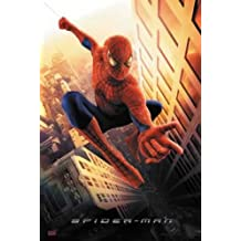 Spiderman - Movie Poster: Swinging (Size: 27'' x 40'') (Poster & Poster Strip Set)