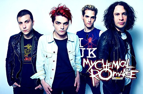 My Chemical Romance poster