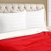 Pegasus Home Fashions EZ Dreams Natural Latex Plus Pillow, 2-Pack, Standard, White