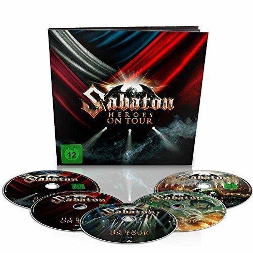 Sabaton: Heroes on Tour (limitiertes Earbook) (Audio CD)
