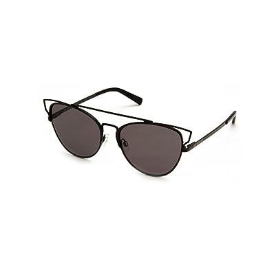cccd1a7ad762e7 Love Moschino Lunettes de soleil ML573  Amazon.fr  Vêtements et ...