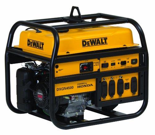 DeWalt PD422MHI005, 4200 Running Watts/4500 Starting Watts,
