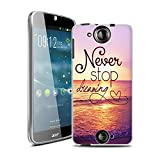 Acer Liquid Jade Z Case, Protective Soft Gel TPU Case Cover For Acer Liquid Jade Z - Carrying Case - Retail package