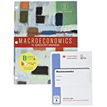 Loose-Leaf Version for Macroeconomics 9e & Aplia Access for Macroeconomics (1 Semester) 9e