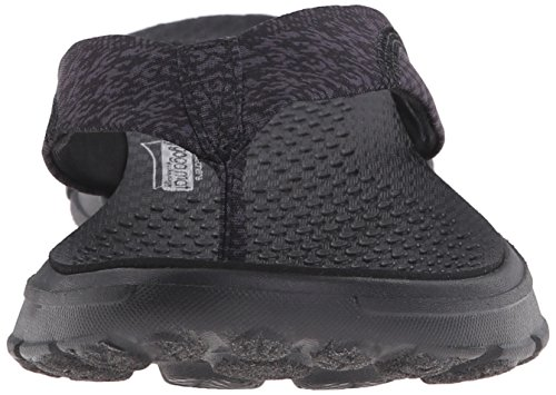 Walk Infradito Black Skechers Nestle Go Donna 6wtO5