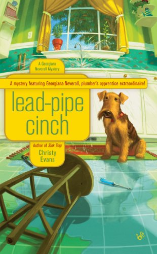 Lead-Pipe Cinch (A Georgiana Neverall Mystery Book 2)