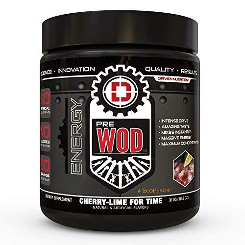 Pre WOD Pre Workout