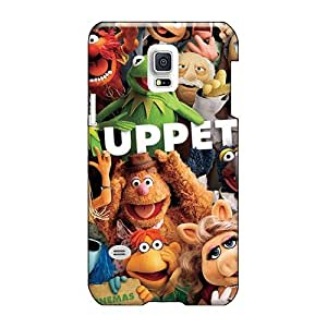 Excellent Hard Phone Case For Samsung Galaxy S5 Mini With Provide Private Custom Nice Muppets Series JasonPelletier