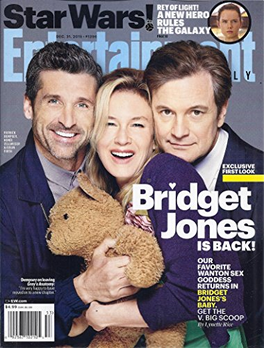 Entertainment Weekly Magazine (#1396 - December 31, 2015 - Star Wars)