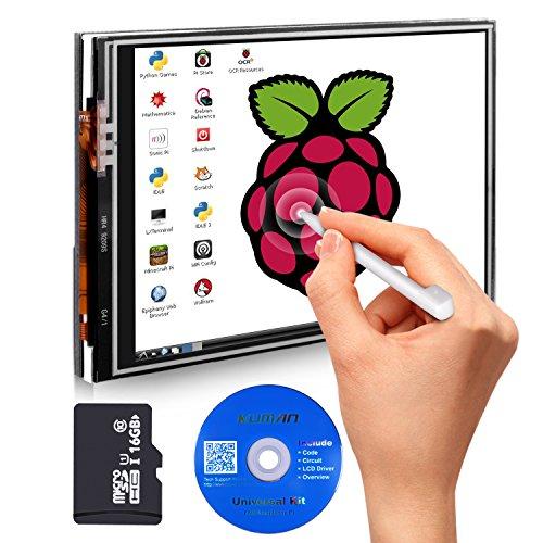 Raspberry kuman Display Monitor SC06