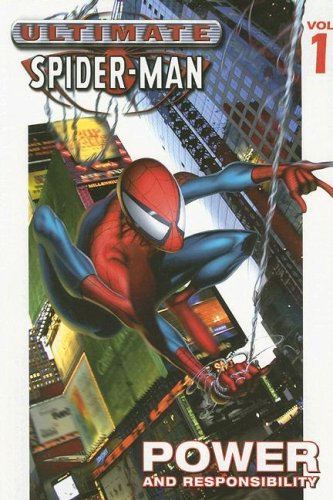 Ultimate Spider-Man Volume 1 Platinum: Power & Responsibility (v. 1)