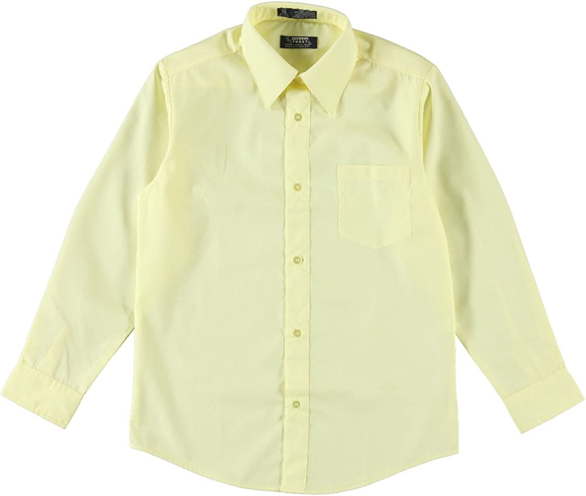 French Toast School Uniform Boys Long Sleeve Oxford Shirt