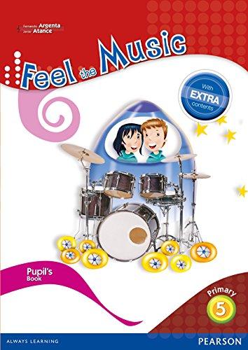 Feel The Music 5. Pupil's Book - Edición LOMCE (Siente la Música) - 9788420564395