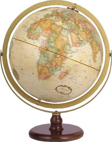 リプルーグル 地球儀 ラ・グレンジ型