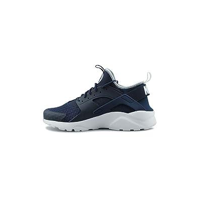 huge selection of a2ef5 adc70 Nike Air huarache Run Ultra, chaussures de Running pour homme - Bleu - 47.5  EU  Amazon.fr  Chaussures et Sacs