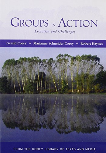 DVD for Corey/Corey/Haynes' Groups in Action: Evolution and Challenges