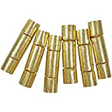Harbottle House Gold Foil Party Favors Crackers Poppers (6)