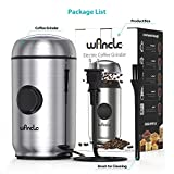 WANCLE Coffee Grinder Electric Coffee Mill with