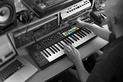 Novation Launchkey 49 USB Keyboard Controller for Ableton Live, 49-Note MK2 Version by Novation (Image #3)