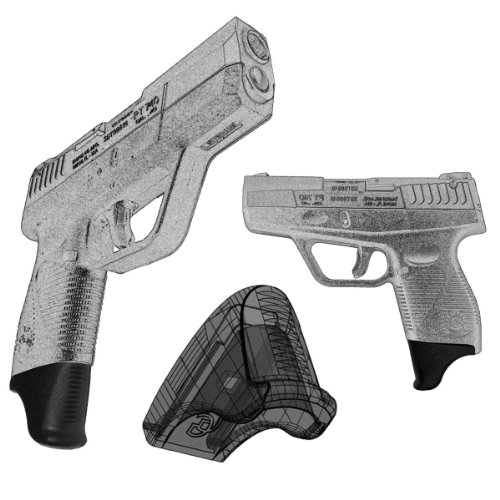 2-Pack-Taurus-PT740-and-PT709-Slim-XL-125-Extra-Long-Garrison-Grip-Extension