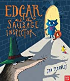 img - for Edgar and the Sausage Inspector book / textbook / text book