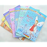 Rainbow Magic Rainbow Fairies Set: Las Hadas del Arco Iris (Spanish) Books 1