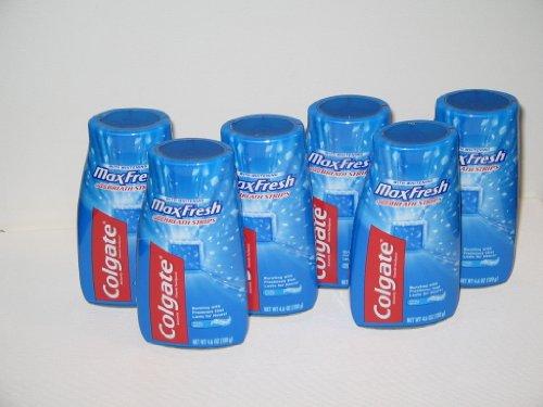 Colgate Maxfresh Breath Strips 4 6oz