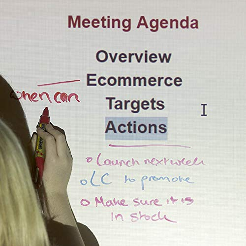 Smart Office Film: Projector and Dry Erase (53 sq ft) by SmarterSurfaces (Image #3)