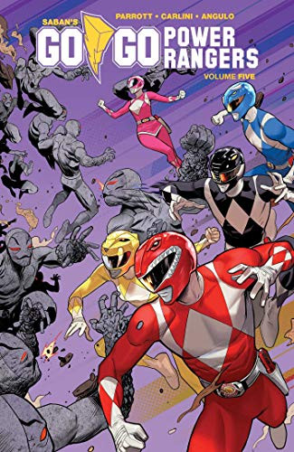 Pdf Graphic Novels Saban's Go Go Power Rangers Vol. 5