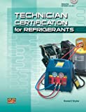 Technician Certification for Refrigerants, Styles and Styles, Howard, 0826906982