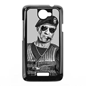 HTC One X cell phone cases Black The Expendables fashion phone cases URKL463724