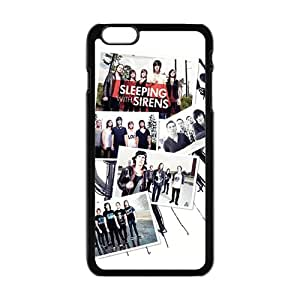 Sleeping With Sirens Fashion Comstom Plastic case cover For Iphone 6 Plus