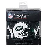 iHip NFL New York Jets Slim DJ Headphones