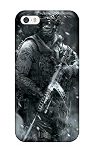 phone covers Durable Case For The iPhone 5c- Eco-friendly Retail Packaging(call Of Duty Modern Warfare 2)