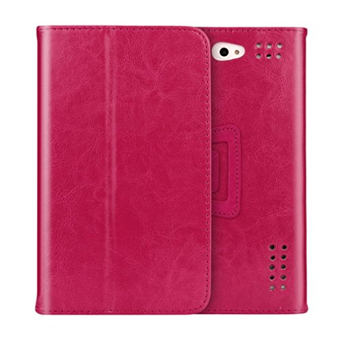 MChoice For 7 Inch Tab Android Tablet PC 706/6577 Universal Folio Leather Case Cover Stand (Hot - Leather 706