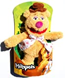 "The Muppets 8"" Fozzie Bear Plush Doll Exclusive"