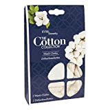 The Cotton Collection Dual-Sided Wash Cloths, Deep Exfoliating Wash Cloths, 2pk