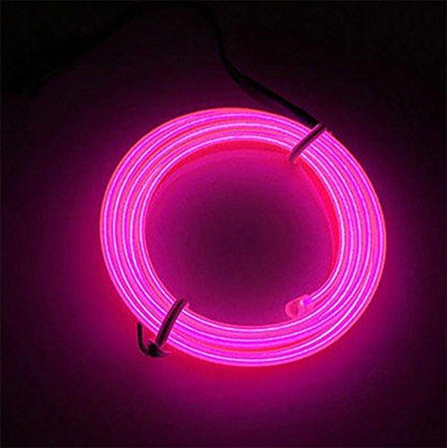 Interior Led Underdash Lighting Pink in US - 8