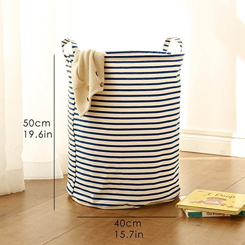 BranXin - Portable Laundry Basket Kids Toy Organizer Storage