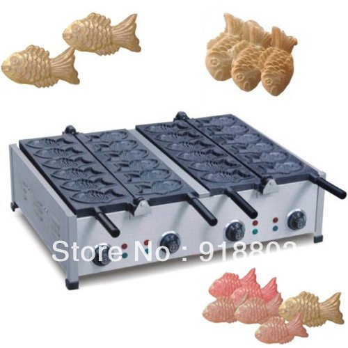 220v Electric Japanese Fish Cake Maker Machine by ANGELGARDEN