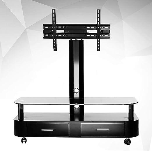 XUE Rolling TV Stand móvil Universal TV Cart, para LCD LED Plasma ...