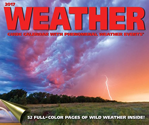 Weather Guide 2017 Wall Calendar