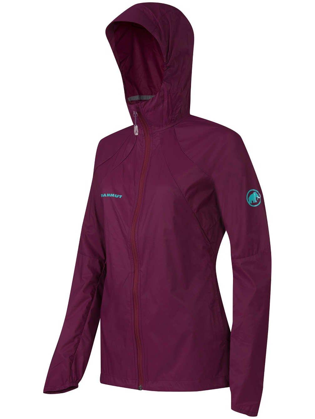 Mammut Runbold WB Hooded Jacket Women (Softshell Jackets/Vests)
