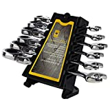 Best Gearwrench-torque-wrenches - 6 Pieces Ratcheting Wrench Set,Acogedor Activities Gear Wrench Review