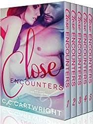 Romance: Close Encounters Boxed Set Books 1 thru 5  ( New Adult and College Series)