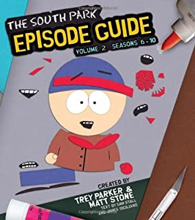 The South Park Episode Guide Seasons 1-5: The Official