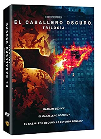 El Caballero Oscuro - Trilogia [DVD]: Amazon.es: Christian Bale, Tom Hardy, Anne Hathaway, Michael Caine, Christopher Nolan, Christian Bale, Tom Hardy, Christopher Nolan, Charles Roven, Emma Thomas: Cine y Series TV